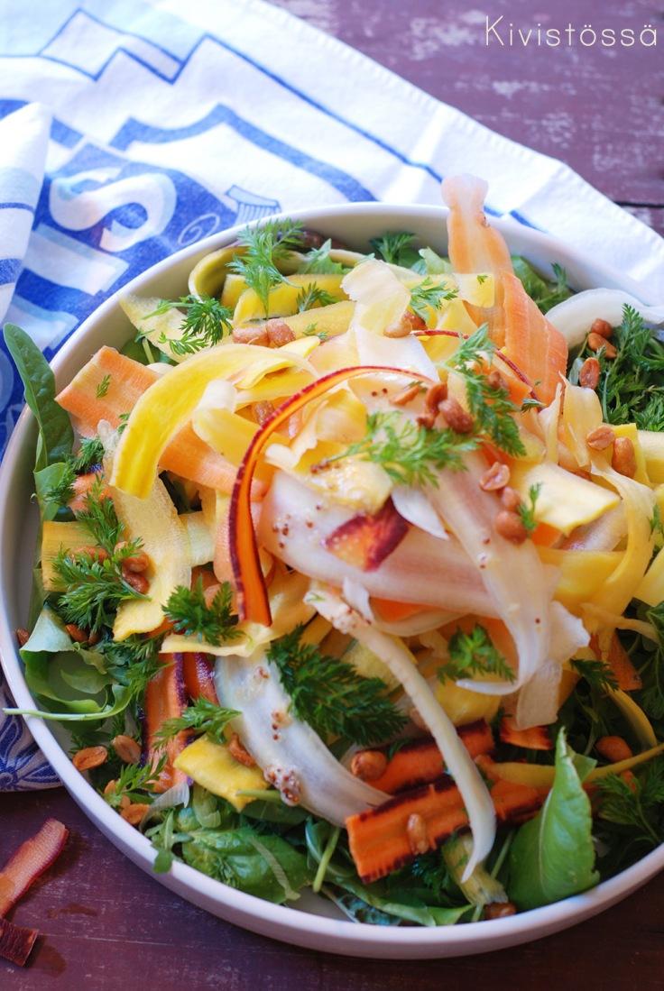 porkkanasalaatti