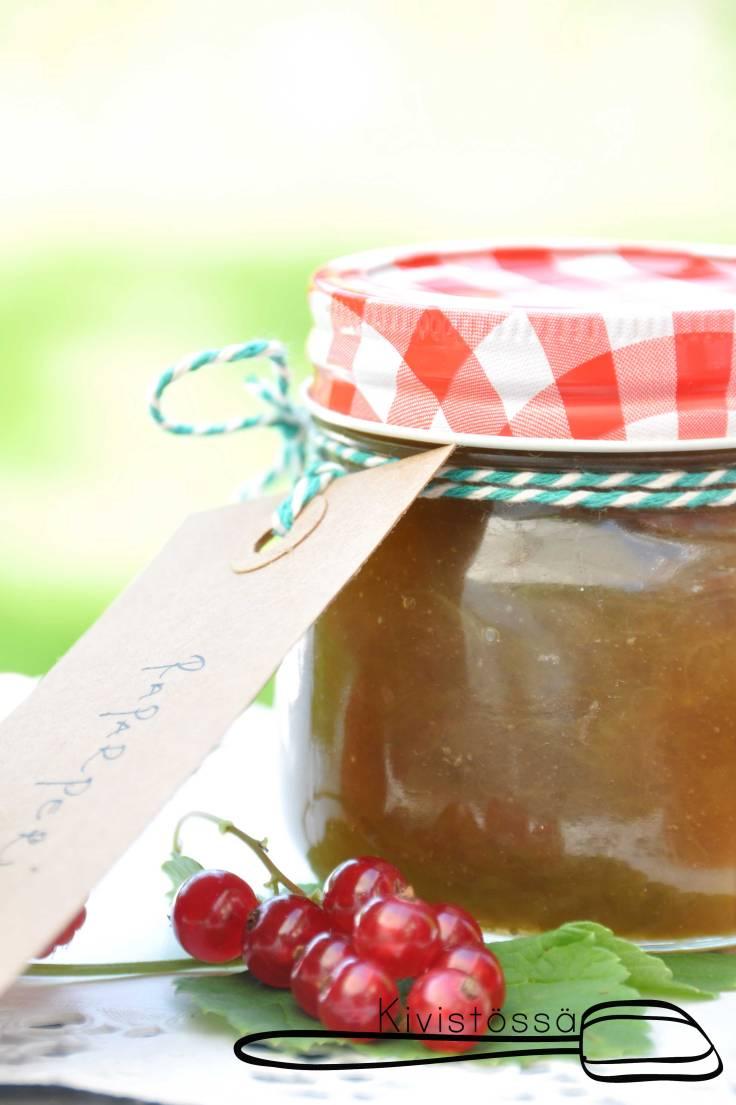 Rhubarb-jam-Kivistössä-Blog