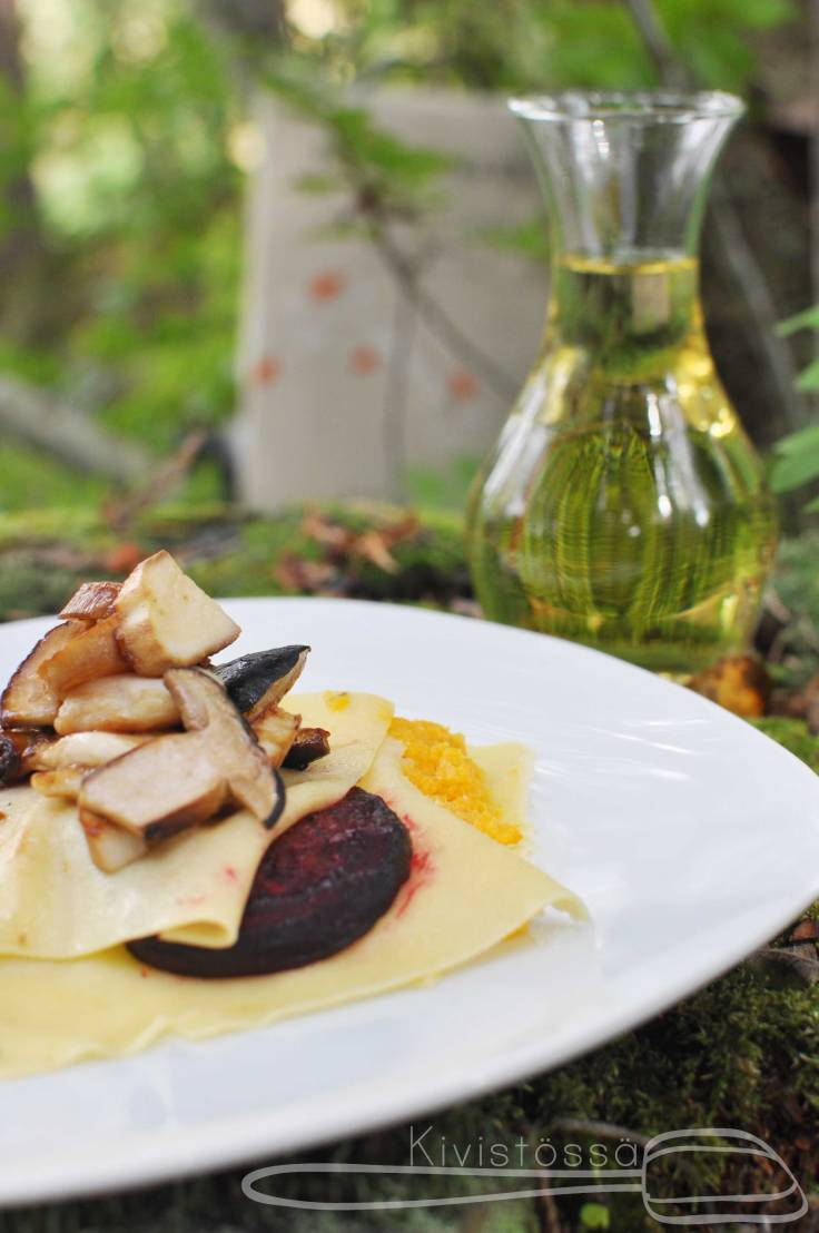 Sienilasagne-Kivistössä-Blog