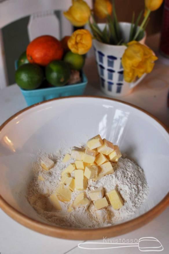 Emopanada dough - Kivistössä Foodblog. www.kivistossa.com