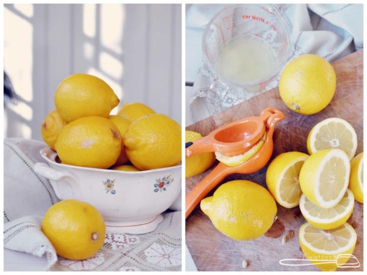 Ginger Lemonade - Kivistössä Foodblog. www.kivistossa.com
