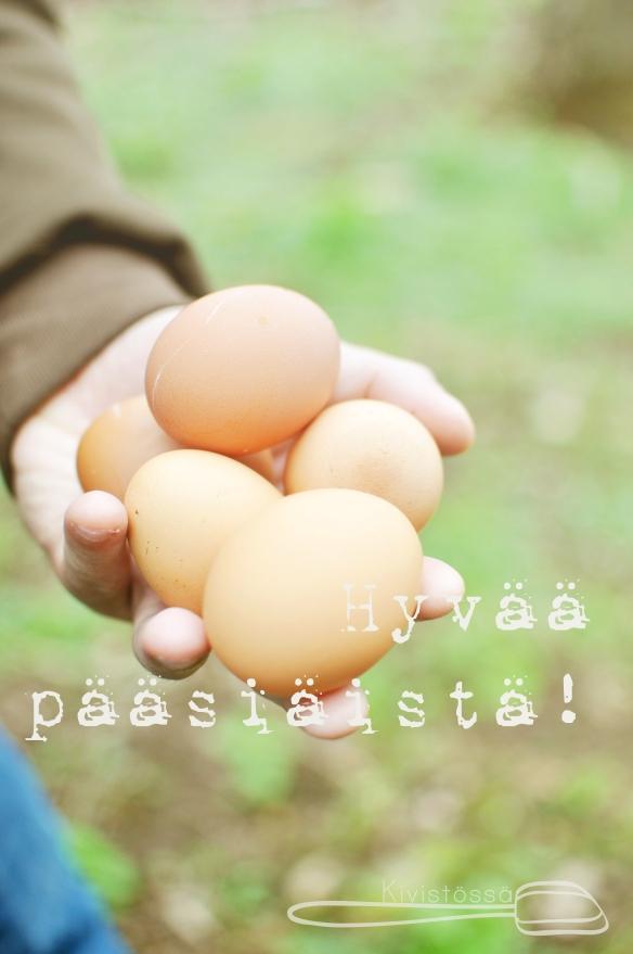Pääsiäistä!