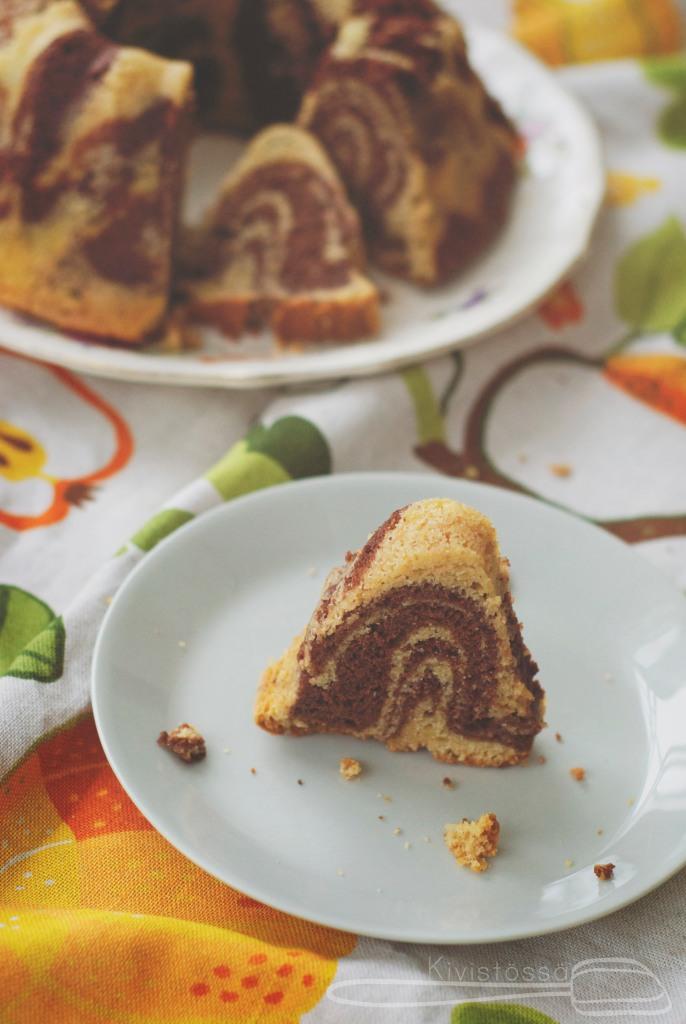 Cocoa Lemon Bundt Cake Kivistössä Foood Blog - www.kivistossa.com -